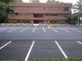 Office Park Striping