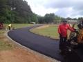 asphalt running track powder springs, ga