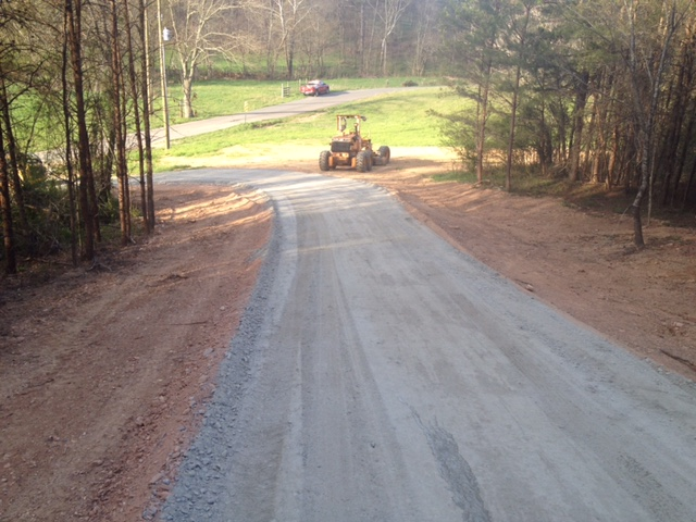 asphalt drive prep