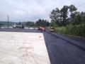 ZEP asphalt parking lot and concrete