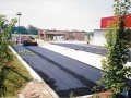 commercial paving and parking lot paving