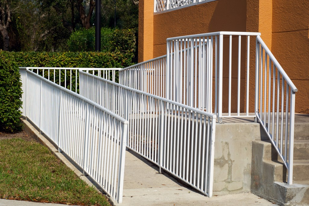 Handicapped Ramp