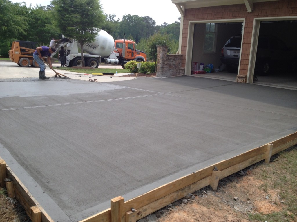 residential concrete