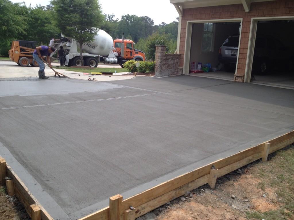 residential concrete
